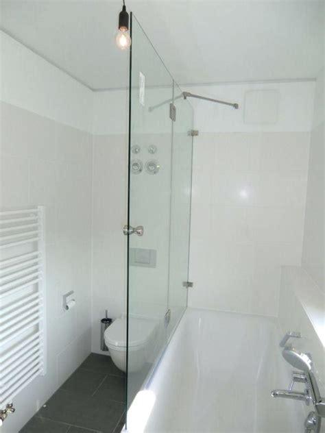 badewanne mit duschabtrennung badewanne mit glas eck duschwand fur eckbadewanne