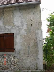 Reboucher Grosse Fissure Mur Exterieur : tr s grosse fisure dans un mur en pierre forum ma onnerie fa ades syst me d ~ Louise-bijoux.com Idées de Décoration