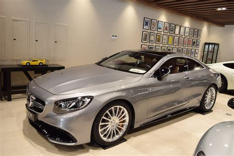 Mercedes Benz S65 Amg Coupe Technical Details