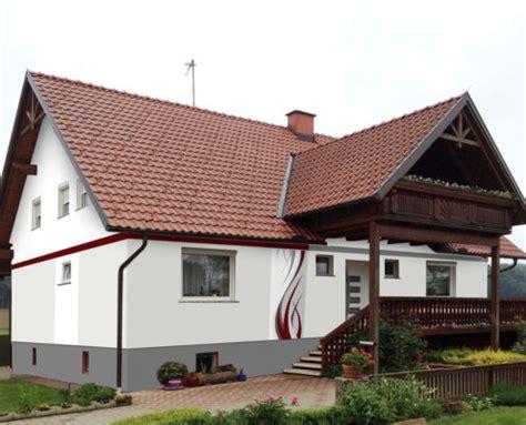 Fassadenfarbe Beispiele fassadenfarben konfigurator fassade beschichten verklinkern d mmen