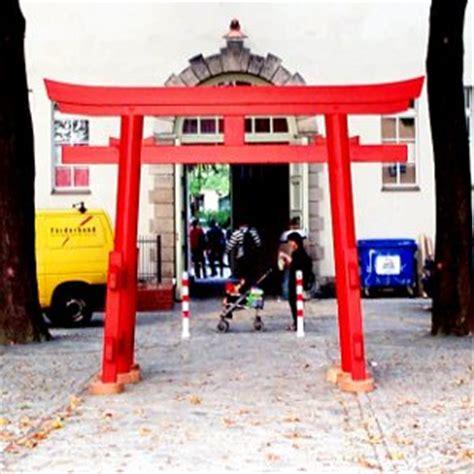 Japanisches Tor Bausatz by Torii Shinto Tor Im Japanischen Garten Takumi
