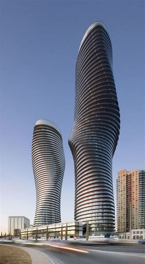 'marilyn Monroe' Towers In Mississauga Among World's Best