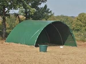 Tunnel Agricole Pas Cher : chevaux aux parcs quel abris chez vous 1 forum cheval ~ Dode.kayakingforconservation.com Idées de Décoration