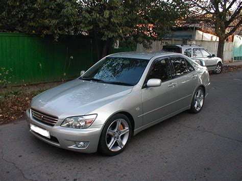 toyota lexus 2000 image gallery lexus altezza for sale