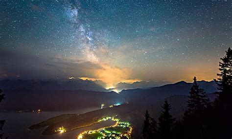 Night Sky Milky Way Time-Lapse of Bavaria — Time Lapse Network