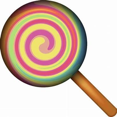Emoji Candy Lollipop Icon
