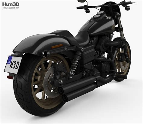 Harley Davidson Low Rider Hd Photo by Harley Davidson Dyna Low Rider S 2016 3d Model Vehicles