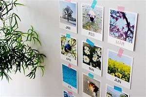 Polaroid Bilder Bestellen : die 10 sch nsten diy ideen f r ihre polaroid wanddekoration ~ Orissabook.com Haus und Dekorationen