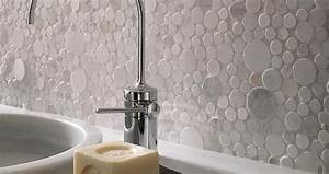 porcelanosa mosaico moon wall tiles modern bathroom With faience salle de bain porcelanosa
