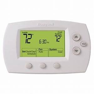 How To Install A Honeywell Digital Thermostat