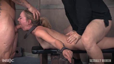 Sexually Broken Compilation Of Rough Bdsm Sex With Hot Slave Porndoe