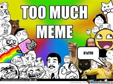 Too Many Memes - why your ex is losing interest in you and how to get it back