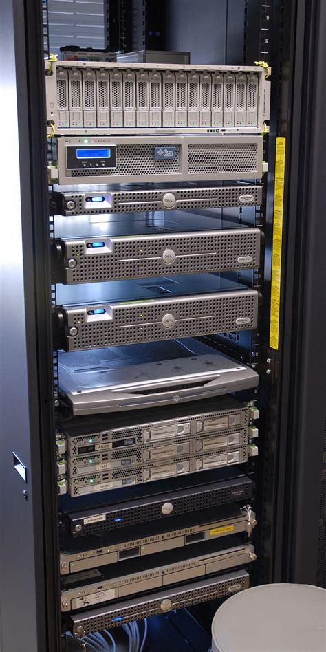 armadietto rack rack informatica