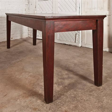 farmhouse style console table antique rustic distressed farmhouse style harvest dining