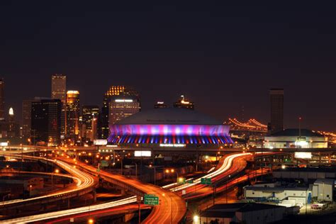 mercedes benz superdome  orleans attraction