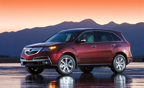 Used 2013 Acura Mdx by 2013 Acura Mdx Priced From 43 280 187 Autoguide News