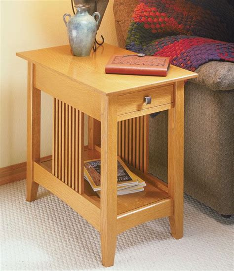craftsman  table planspossible project coffee