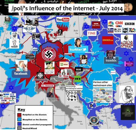Pol Memes - pol s influence of the internet july 2014 pol know your meme