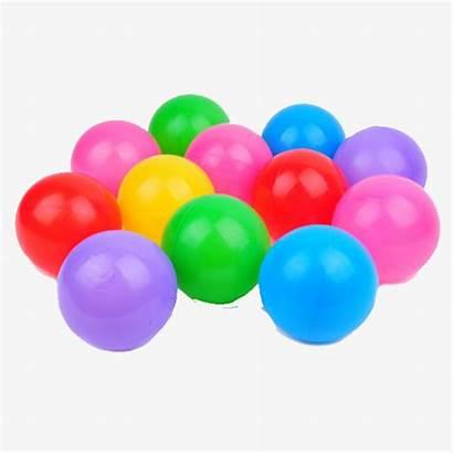 Clipart Balls Colored Ball Toys Children Transparent