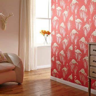 oboi flamingo dlya sten  foto rozovye flamingo  interere