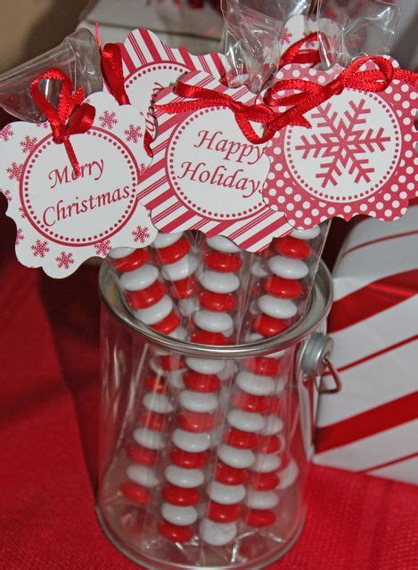 25 best ideas about christmas favors on pinterest