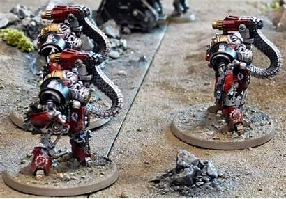 Admech Ranks Forgeworld Mechanicus Adeptus Character Militant
