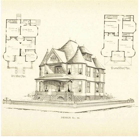 Viktorianisches Haus Grundriss by House Plans 4 Vintage Images House