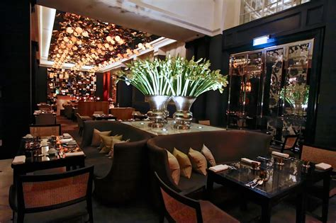 london foodie london restaurant reviews  mirror room