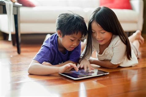childrens screen time guidelines revised american