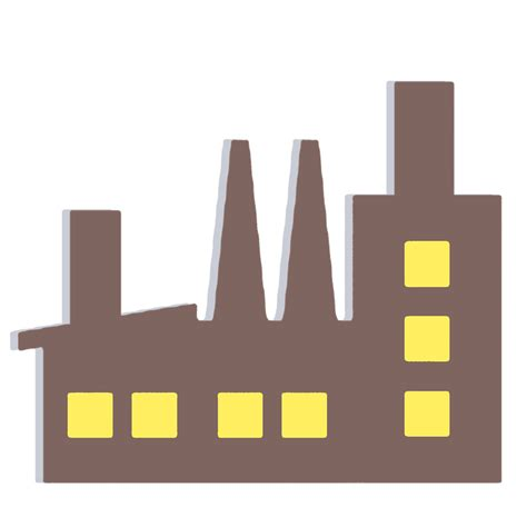 Factory Clipart Factory Building Vector 183 Free Image On Pixabay