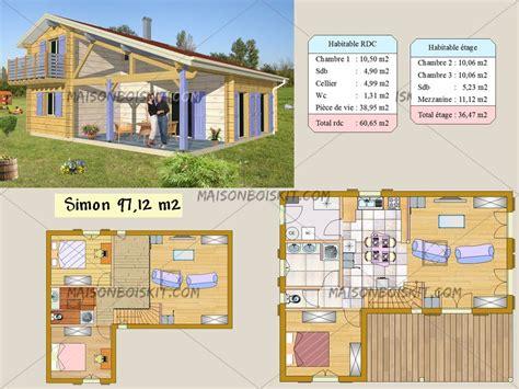 HD wallpapers maison contemporaine bois toit plat