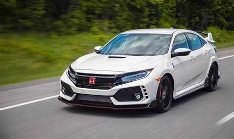 honda civic 2017 honda civic type r is now on sale with 34 775 price