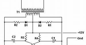 12v To 120v Inverter Circuit