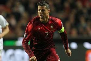 Cristiano Ronaldo reveals new hairstyle in Portugal's 2-1 ...