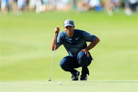 Tiger Woods 'very pleased' with opening-round 70 at PGA ...
