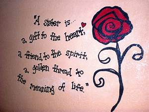17 Best images ... Cute Sister Bday Quotes
