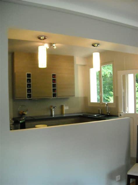 cuisine sur 2 rénovation d 39 une maison yvelines isabelle delage