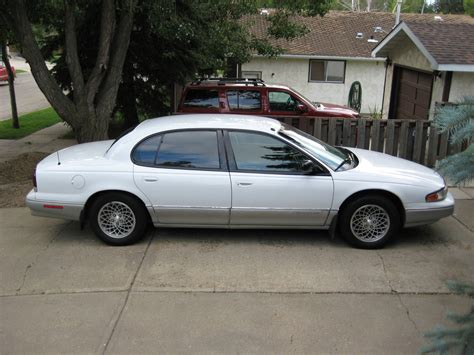 94 Chrysler New Yorker by 1994 Chrysler New Yorker Information And Photos Momentcar