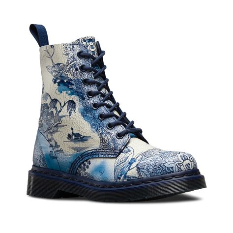 dr martens canada dr martens pascal  whitenavy willow cristal suede whitenavy