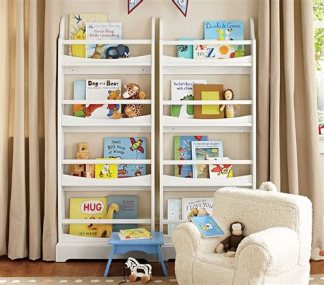storing books in small spaces madison four shelf bookrack book storage for kids for small spaces popsugar moms photo 2