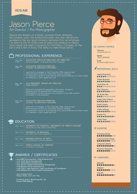 Free Graphic Design Resume Template by Useful High Quality Free Vectors From Designbolts Design