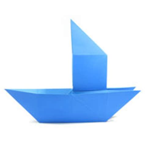 Origami Boat Written Instructions by How To Make Origami Boat