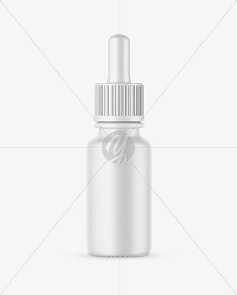 Overview display your design with this mockup of a matte plastic dropper bottle with kraft paper box. Matte Dropper Bottle Mockup in Bottle Mockups on Yellow ...