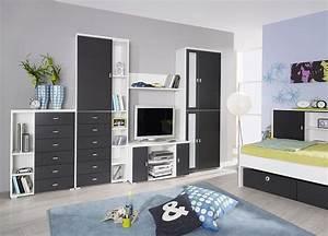 Lowboard Weiß Grau : rauch chica jugendzimmer grau wei m bel letz ihr online shop ~ Orissabook.com Haus und Dekorationen