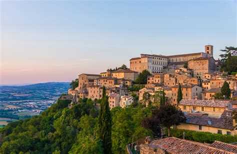 Italian Castle Stay In Umbria City Guides