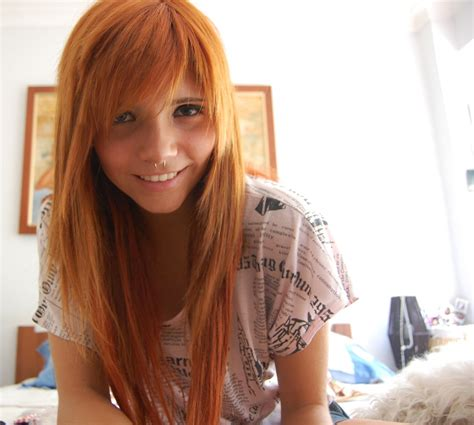 Long Strawberry Blonde Hair Hairstyle For Women And Man