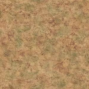 Blue Mountain Venetian Plaster Brown Peelable Vinyl ...