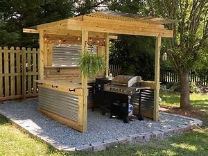 Grill, Shed