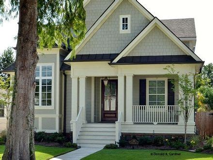 Narrow Lot House Plans Craftsman by Craftsman House Plans With Carports Craftsman Bungalow