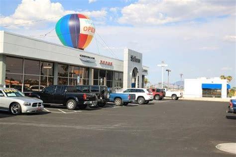 sahara chrysler jeep dodge ram car dealership  las vegas